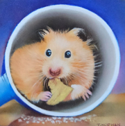 Hamster © Trudie Hofman