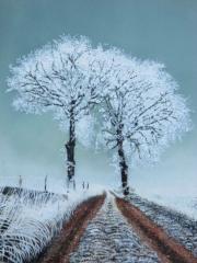 Sneeuw © Trudie Hofman